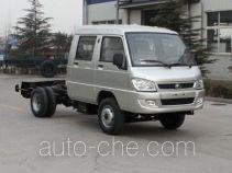Foton BJ1036V4AL4-AB dual-fuel truck chassis