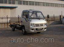 Foton BJ1022V3JL3-AJ dual-fuel truck chassis