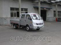 Легкий бортовой грузовик со сдвоенной кабиной Foton BJ1046V9AB6-K6