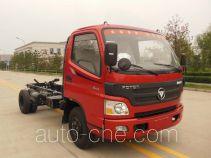 Foton BJ1061VDJD6-F1 van truck chassis