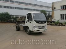 Foton BJ1079EVJA electric truck chassis