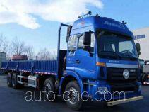 Foton Auman BJ1312VNPJJ-XA cargo truck