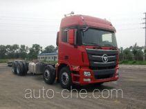 Foton Auman BJ1319VPPJJ-XA truck chassis
