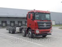 Foton Auman BJ1319VPPKJ-XB truck chassis