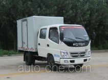 Foton BJ2031Y3AL0-A3 cross-country box van truck