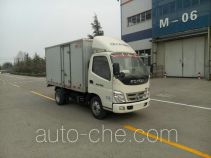 Foton BJ2031Y3JL0-A3 cross-country box van truck