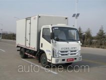 Foton BJ2043Y7JBS-B3 cross-country box van truck