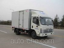 Foton BJ2043Y7JES-G3 cross-country box van truck