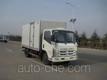 Foton BJ2046Y7JBS-A3 cross-country box van truck