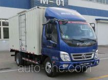 Foton BJ2049Y7JDS-FE cross-country box van truck