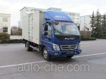 Foton BJ2049Y7JDS-FF cross-country box van truck