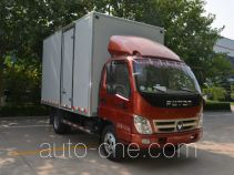 Foton BJ2049Y7JES-FA cross-country box van truck