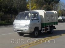 BAIC BAW BJ2315DQ low speed garbage truck