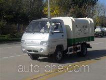 BAIC BAW BJ2315DQ низкоскоростной мусоровоз