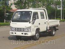 北京牌BJ2315WD2型自卸低速货车