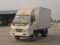 BAIC BAW BJ2810X4 low-speed cargo van truck