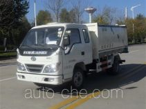BAIC BAW BJ2815PDQ low speed garbage truck