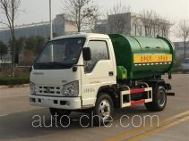 BAIC BAW BJ2815Q low speed garbage truck