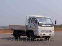 福田牌BJ3042DBPEA-G1型自卸汽车