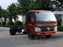 Foton BJ3043D9JBA-FC dump truck chassis