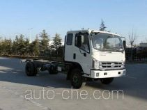 Foton BJ3083DEPBA-FA dump truck chassis