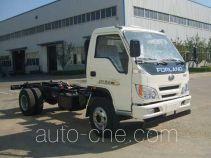 Foton BJ3045D9JEA-2 dump truck chassis