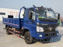 福田牌BJ3103DEPDA-FC型自卸汽车