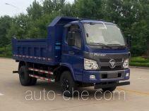 福田牌BJ3043D9JDA-FA型自卸汽车