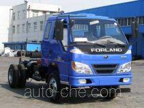 Foton BJ3115DGPEA-1 dump truck chassis