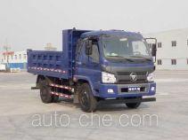 福田牌BJ3163DJPEA-FC型自卸汽车