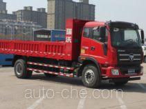 福田牌BJ3165DJPFG-FA型自卸汽车