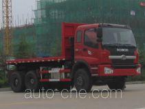 Foton BJ3253DLPJB-21 flatbed dump truck