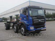 Foton BJ3255DLPHB-FC dump truck chassis