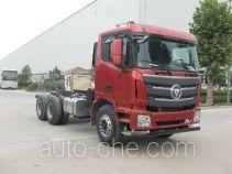 Foton Auman BJ3259DLPKB-XD dump truck chassis