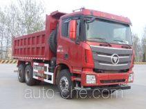 欧曼牌BJ3259DLPJE-XA型自卸汽车