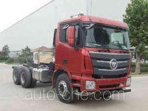 Foton Auman BJ3259DLPKE-AE dump truck chassis
