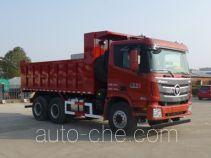 欧曼牌BJ3259DLPKB-AF型自卸汽车