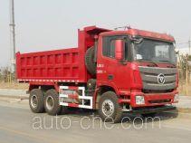 欧曼牌BJ3259DLPKB-XC型自卸汽车