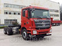 Foton Auman BJ3259DLPKE-AD dump truck chassis