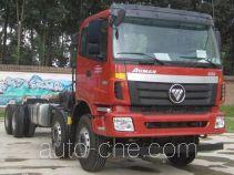 Foton Auman BJ3312DNPJC-XA dump truck chassis