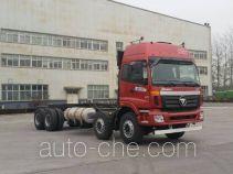 Foton Auman BJ3313DMPCJ-XB dump truck chassis
