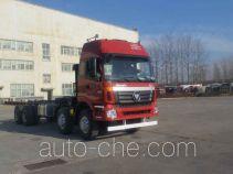 Foton Auman BJ3313DMPKF-XE dump truck chassis