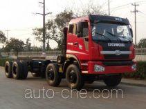 Foton BJ3315DNPHC-8 dump truck chassis