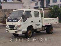 北京牌BJ4015WD1型自卸低速货车