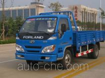 BAIC BAW BJ4020D2 low-speed dump truck