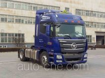 Foton Auman BJ4189SLFKA-AC dangerous goods transport tractor unit