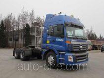 Foton Auman BJ4253SNFCB-XC седельный тягач для перевозки опасных грузов