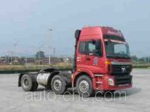 Foton Auman BJ4253SNFJB-S6 container carrier vehicle