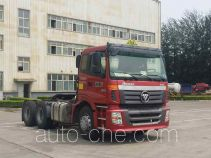 Foton Auman BJ4253SNFKB-AD dangerous goods transport tractor unit
