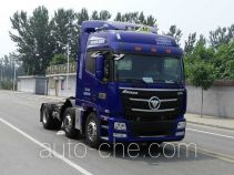 Foton Auman BJ4259SNFKB-AH dangerous goods transport tractor unit